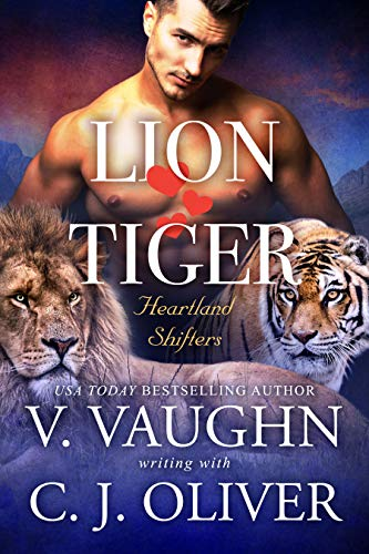 Lion Hearts Tiger (Heartland Shifters, Book 1)