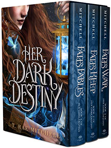 Her Dark Destiny Box Set: Books 1-3