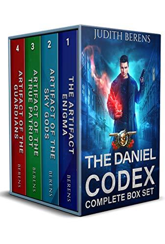 The Daniel Codex Complete Boxed Set (Books 1-4)