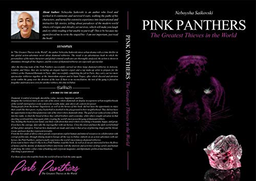 PINK PANTHERS: The Greatest Thieves in the World