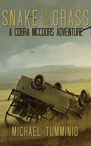 Snake in the Grass: A Cobra McCoors Adventure