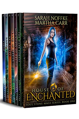 Follow the AuthorsSee all Sarah Noffke + Follow Martha Carr ? Following Soul Stone Mage Complete Collection Boxed Set