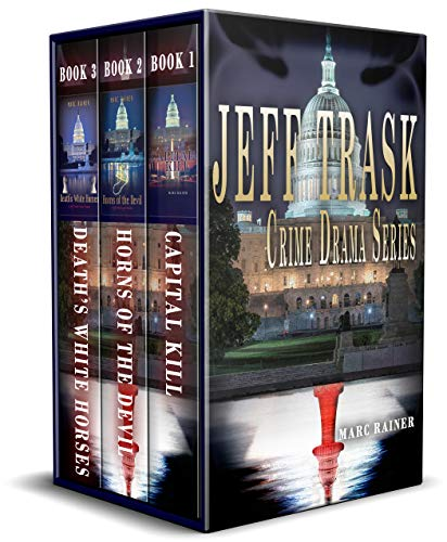 Jeff Trask Crime Drama Series: Books 1 - 3