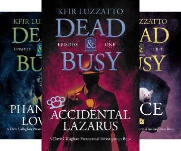 DEAD & BUSY (4 book series)