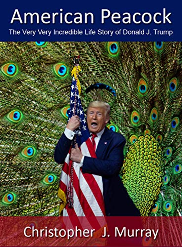American Peacock Very Very Christopher J. Murray