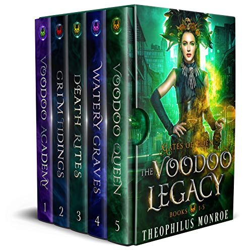 The Voodoo Legacy Complete Series