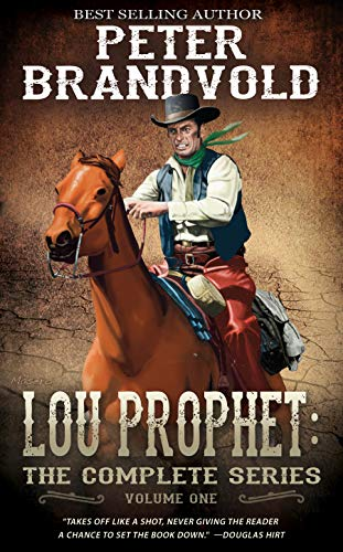 Lou Prophet: The Complete Series, Volume 1