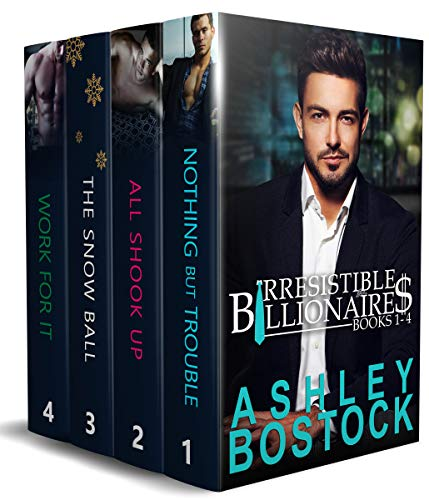 Irresistible Billionaires Boxed Set: Books 1-4