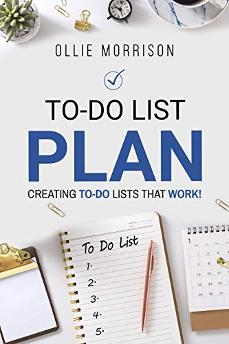 To Do List Plan