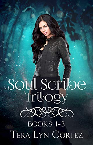 The Soul Scribe Trilogy Books 1-3