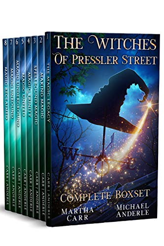 The Witches of Pressler Street Complete BoxSet