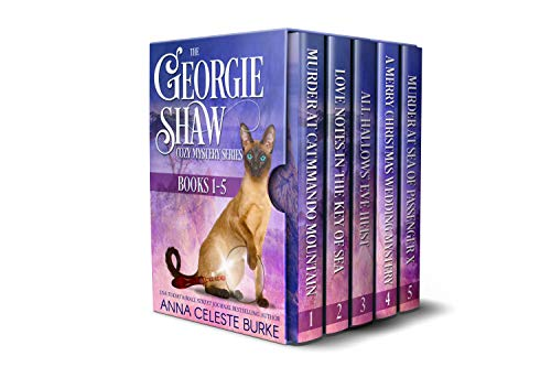 Georgie Shaw Cozy Mystery Series: Books 1-5