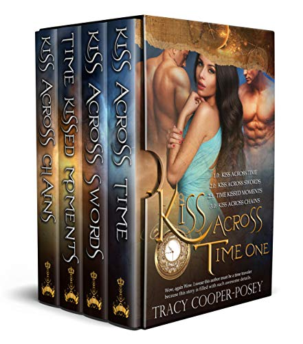 Kiss Across Time Boxed Set