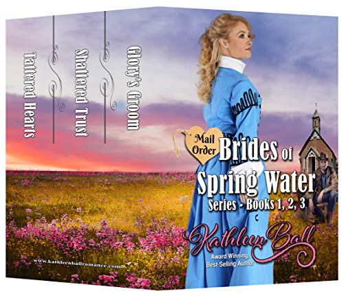 Mail Order Brides of Spring Water Series Books 1-3