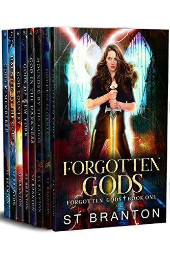 Forgotten Gods Omnibus (Books 1-8)