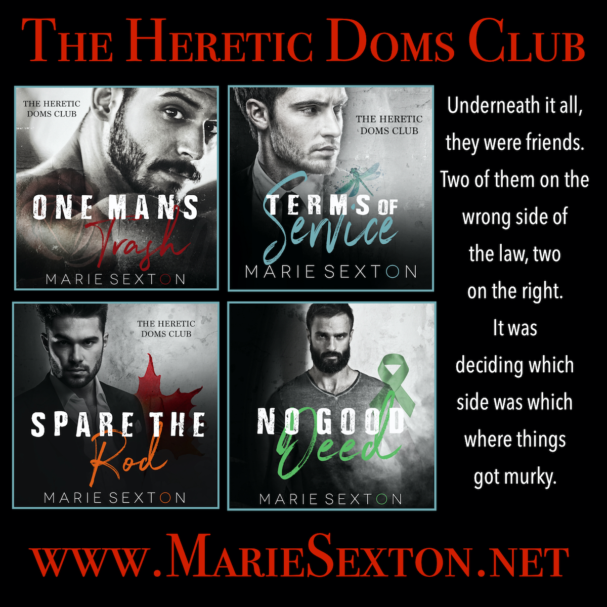 The Heretic Doms Club