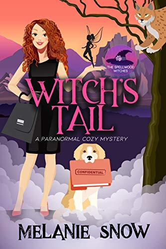 Witch's Tail: A Paranormal Cozy Mystery