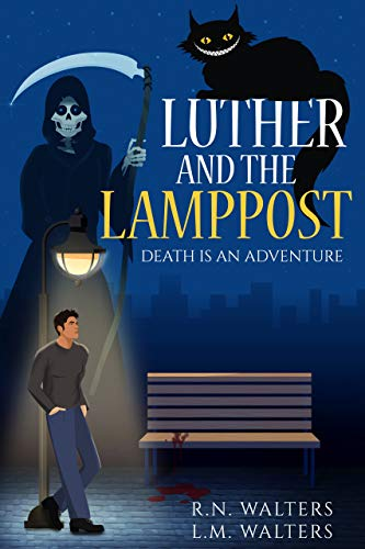 Luther and the Lamppost