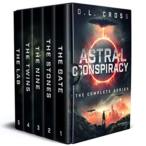 Astral Conspiracy: The Complete Series