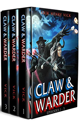 Claw & Warder Boxed Set