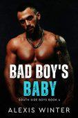 Bad Boy's Baby Alexis Winter