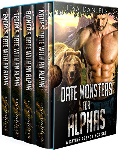 Date Monsters for Alphas: A Dating Agency Box Set