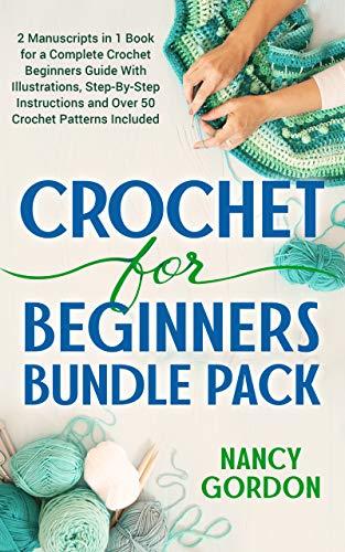 Crochet For Beginners Bundle Pack
