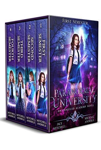 Paranormal University Complete Series Omnibus