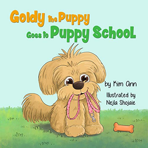 Goldy the Puppy Goes to Puppy School