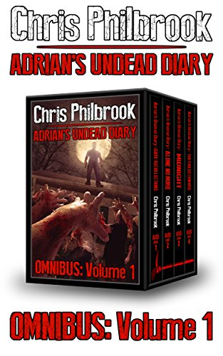 Adrian's Undead Diary Omnibus: Volume One