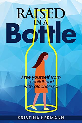 Raised in a bottle