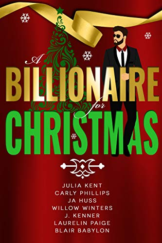 A Billionaire for Christmas: A Secret Billionaire Romantic Comedy Holiday Boxed Set