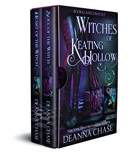 Witches of Keating Hollow Boxed Set (Books 1-2)