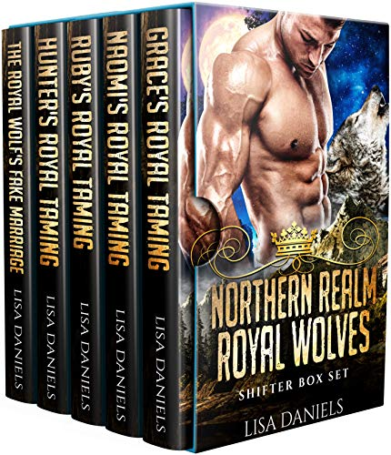 Northern Realm Royal Wolves: Shifter Box Set