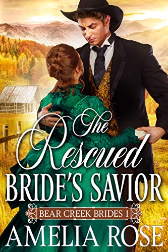 The Rescued Bride's Savior