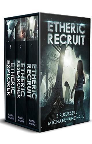 Etheric Adventures Boxed Set: Books 1-3