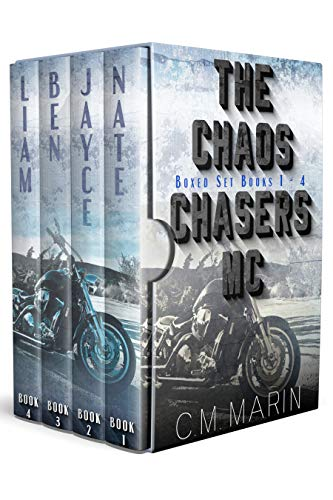 The Chaos Chasers MC Boxed Set (Books 1-4)