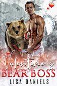 Valentine's Bear Boss Lisa Daniels