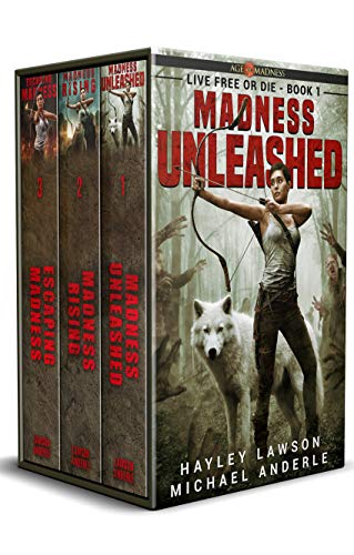 Live Free or Die Complete Series Boxed Set