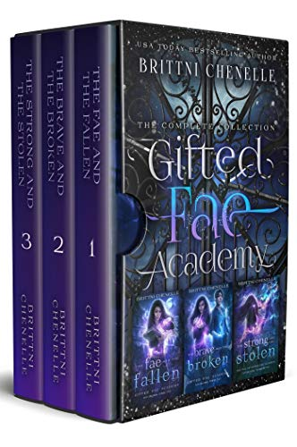Gifted Fae Academy - The Complete Collection
