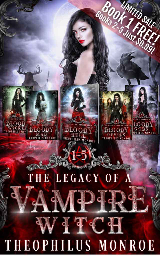 The Legacy of a Vampire Witch