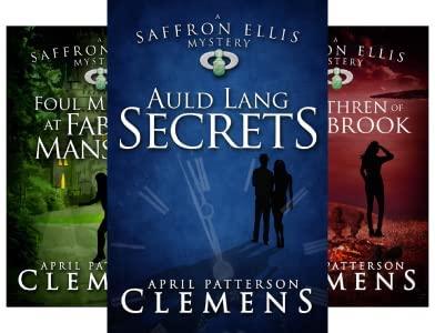 A Saffron Ellis Mystery