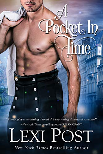 A Pocket in Time (Time Weavers, Inc. Book 2)
