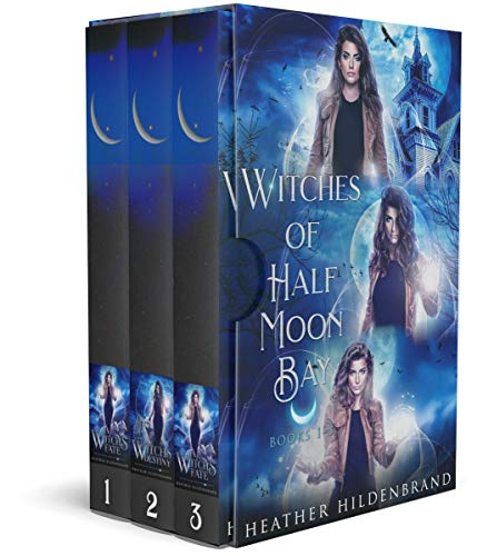 Witches of Half Moon Bay Box Set (Books 1-3)