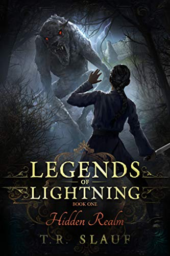 Hidden Realm (Legends of Lightning, book one)