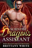Scientist Dragon's Assistant B White
