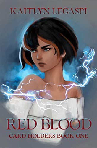 Red Blood by Kaitlyn Legaspi