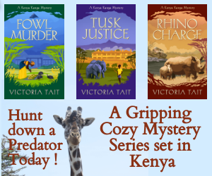 A Kenya Kanga Mystery