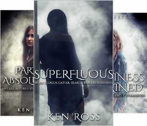 ken ross author