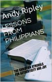 Lessons From Philippians Christian Andy Ripley
